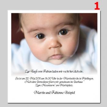 Hochzeit Geburtstag Baby Taufe Einladung Danksagung | Ebay,  Einladungsentwurf