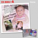 CD-Cover-Karte - Inlay - CD-B-001