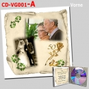 CD-Cover-Karte -Inlay - CD-VG-001